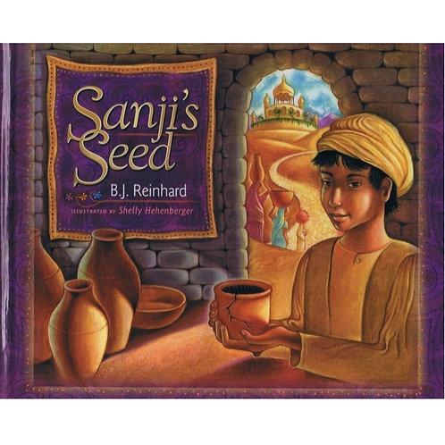 Sanji's Seed - 5 book discount