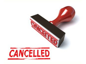 Gliding is cancelled for Wed 13 Oct