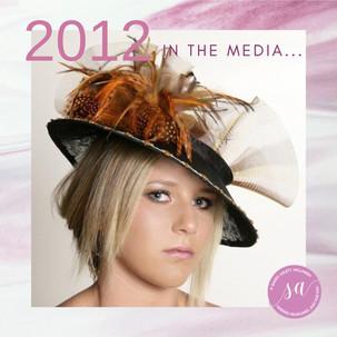 Sandy Aslett Milliner media 2012