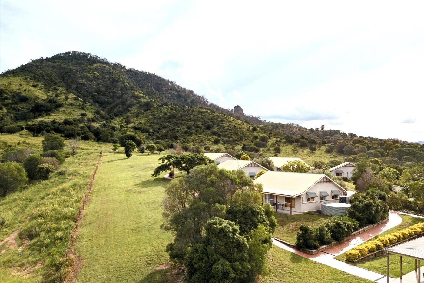 Mt Alford Lodge retreat