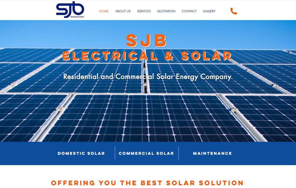 SJB Electrical & Solar