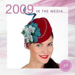 Sandy Aslett Milliner media 2009