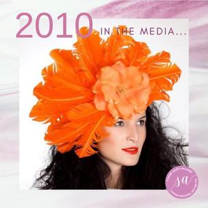 Sandy Aslett Milliner media 2010