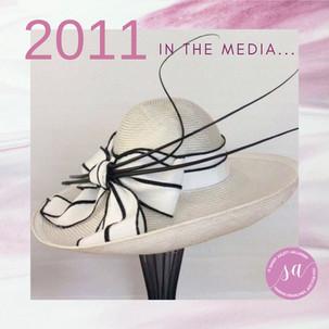Sandy Aslett Milliner media 2011