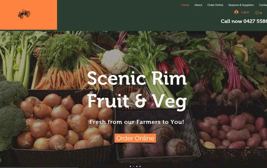 Scenic Rim Fruit & Veg