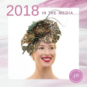 Sandy Aslett Milliner media 2018