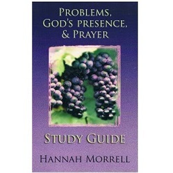 Problems, God's Presence & Prayer - 10 book discount
