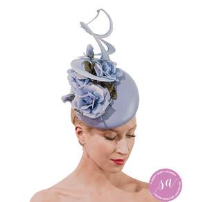 PERIWINKLE-BLU hat