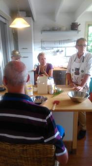 Sourdough Cooking Class