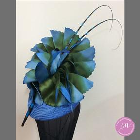 BLUEBERRY RUSH hat