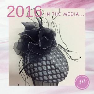 Sandy Aslett Milliner media 2016