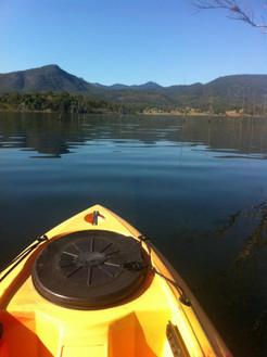 Enjoy Spectacular Mountain Scenery and lakes