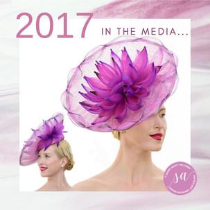 Sandy Aslett Milliner media 2017