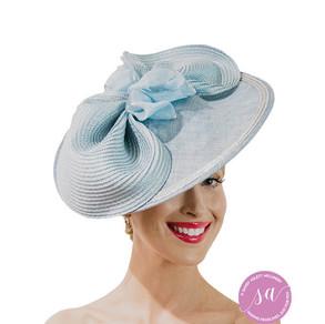 BLUEBERRY-CREAM hat