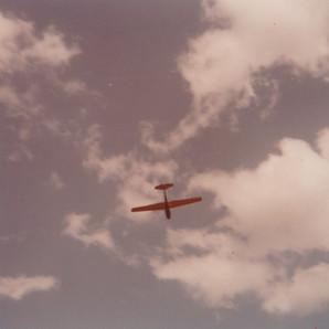 Glider Flying at Beaudesert