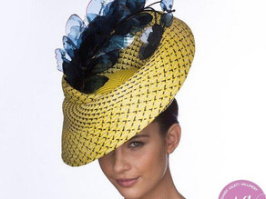 SANDY ANNOUNCED AS A TOP 10 FINALIST AT MILLINERY AWARDS!