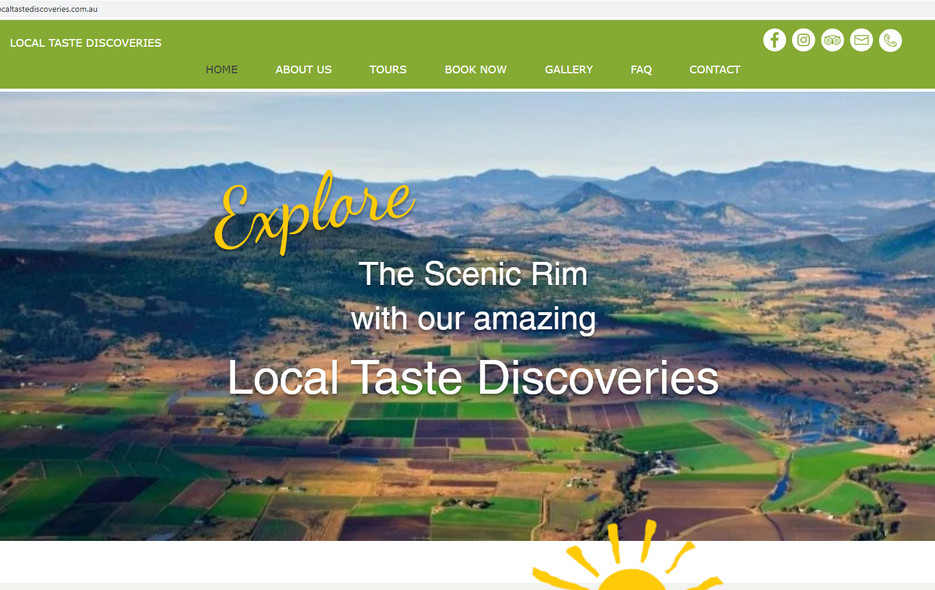 Local Taste Discoveries