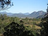 Mountain views at Bilyana Cottages