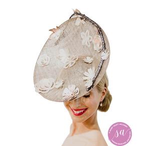 SILVERY-MOON hat