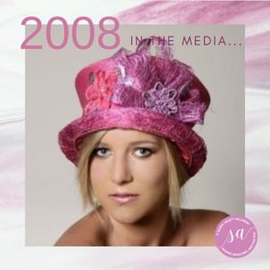 Sandy Aslett Milliner media 2008