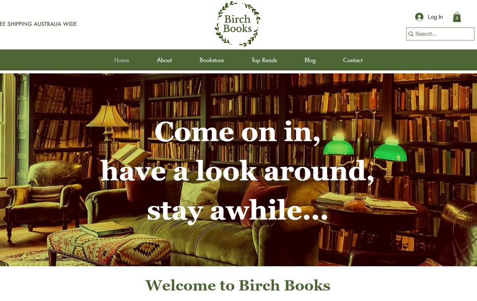 Birch Books
