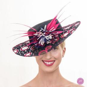 Celestial Boater hat