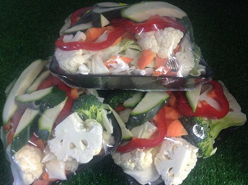 mixed stir fry veg packs