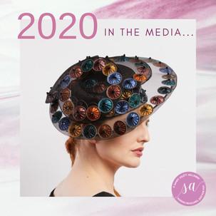 Sandy Aslett Milliner media 2020
