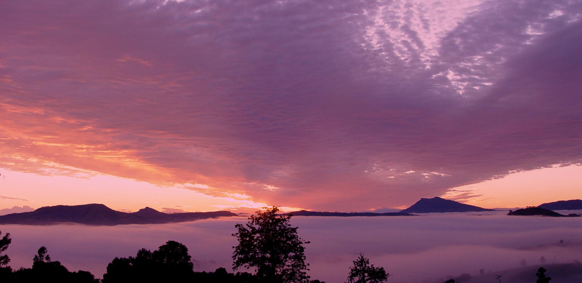 Mt Alford Sunrise
