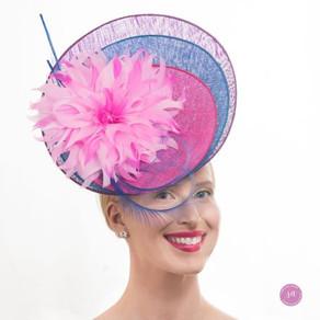 Scarlet Ribbon hat