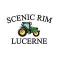 Scenic Rim lucerne logo