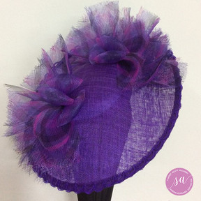 RADIANT ORCHID hat