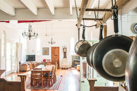 Old Church Kitchen & Living