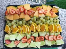 Melon and Fruit Platter