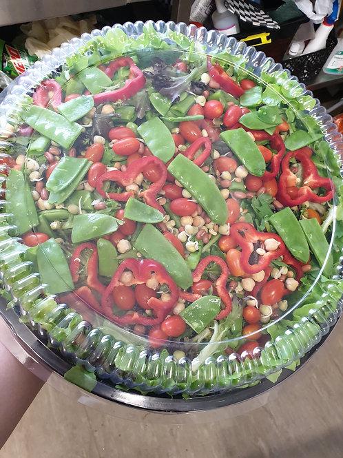 Large Salad Platters