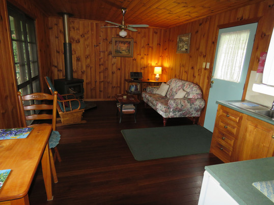 Country living at Bilyana Cottages