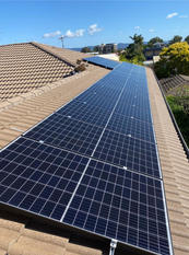 Domestic Solar Roof Panels