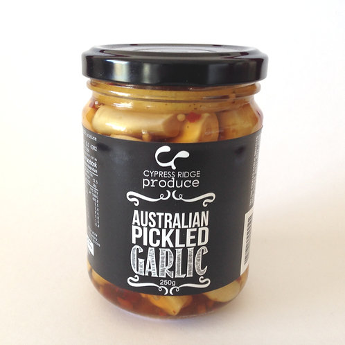 Cypress Ridge Australian Pickled Garlic
