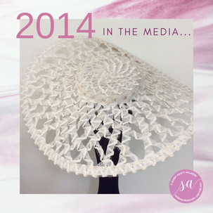 Sandy Aslett Milliner media 2014