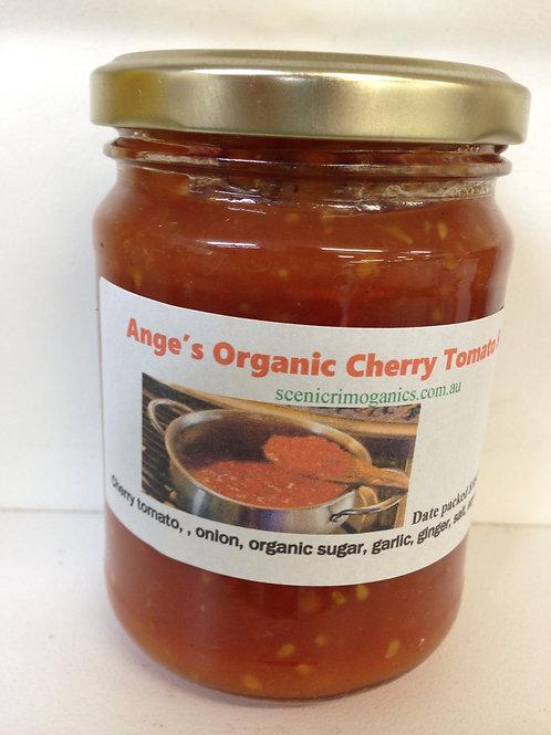 Ange's Organic Cherry Tomato Sauce
