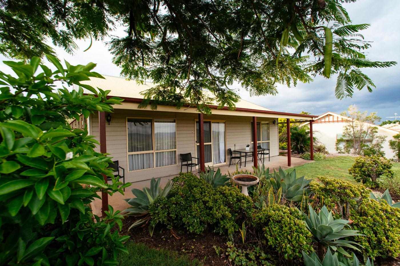 Mt Alford Lodge accommodation