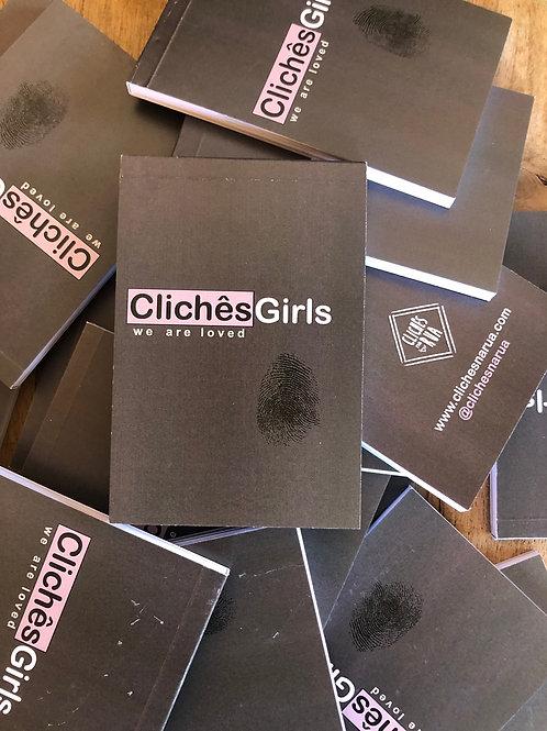 Bloquinho Clichês Girls