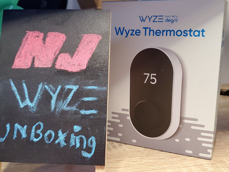 Unboxing: Wyze Thermostat