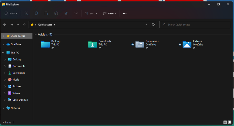 Windows 11 - New Icons
