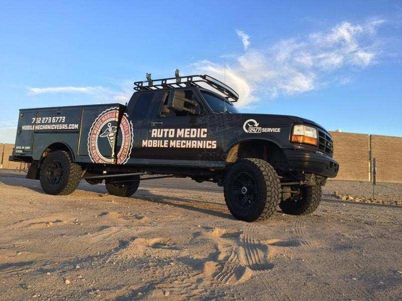 Home Auto Medic Mobile Mechanics