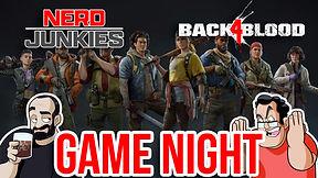 Back 4 Blood Game Night