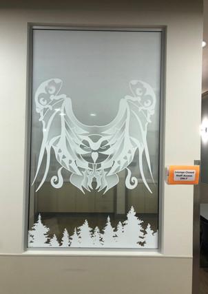 SMH Palliative Care Unit Artwork