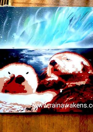 Otty Otters Love