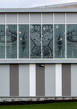 Guardian Spirits: North Surrey Sport and Ice Complex