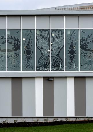 Guardin Spirits: North Surrey Sport and Ice Complex